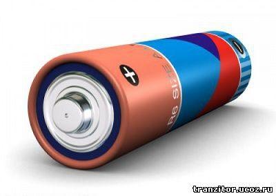Восстановление севших батареек