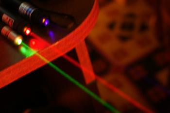 разные лазеры