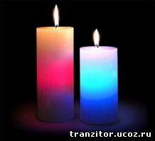 как своими руками сделать свечи