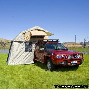 самодельные палатки